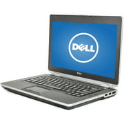 "Refurbished Dell 14"" E6430 Laptop PC with Intel Core i5-3320M Processor, 4GB Memory, 320GB Hard Drive and Windows 10 Pro"