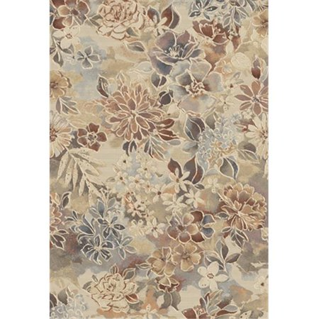 Dynamic Rugs EC710791454848 Eclipse 6.7 x 9.6 79145-4848 - Multi - image 1 of 1