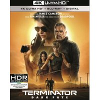 Terminator: Dark Fate (4K Ultra HD + Blu-ray)