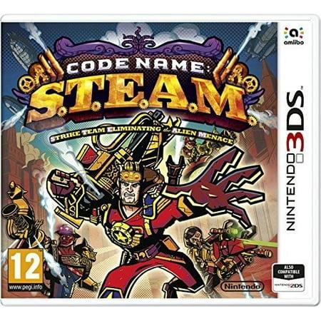 Code Name S.T.E.A.M., Nintendo, Nintendo 3DS, 045496743024