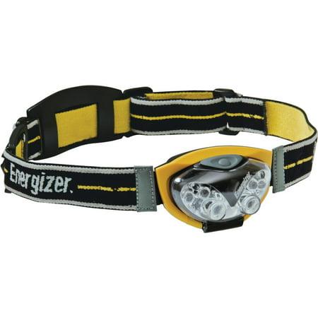 Energizer Headlight Hard Case Pro Led Light, Uses (3) Aaa Batteries -