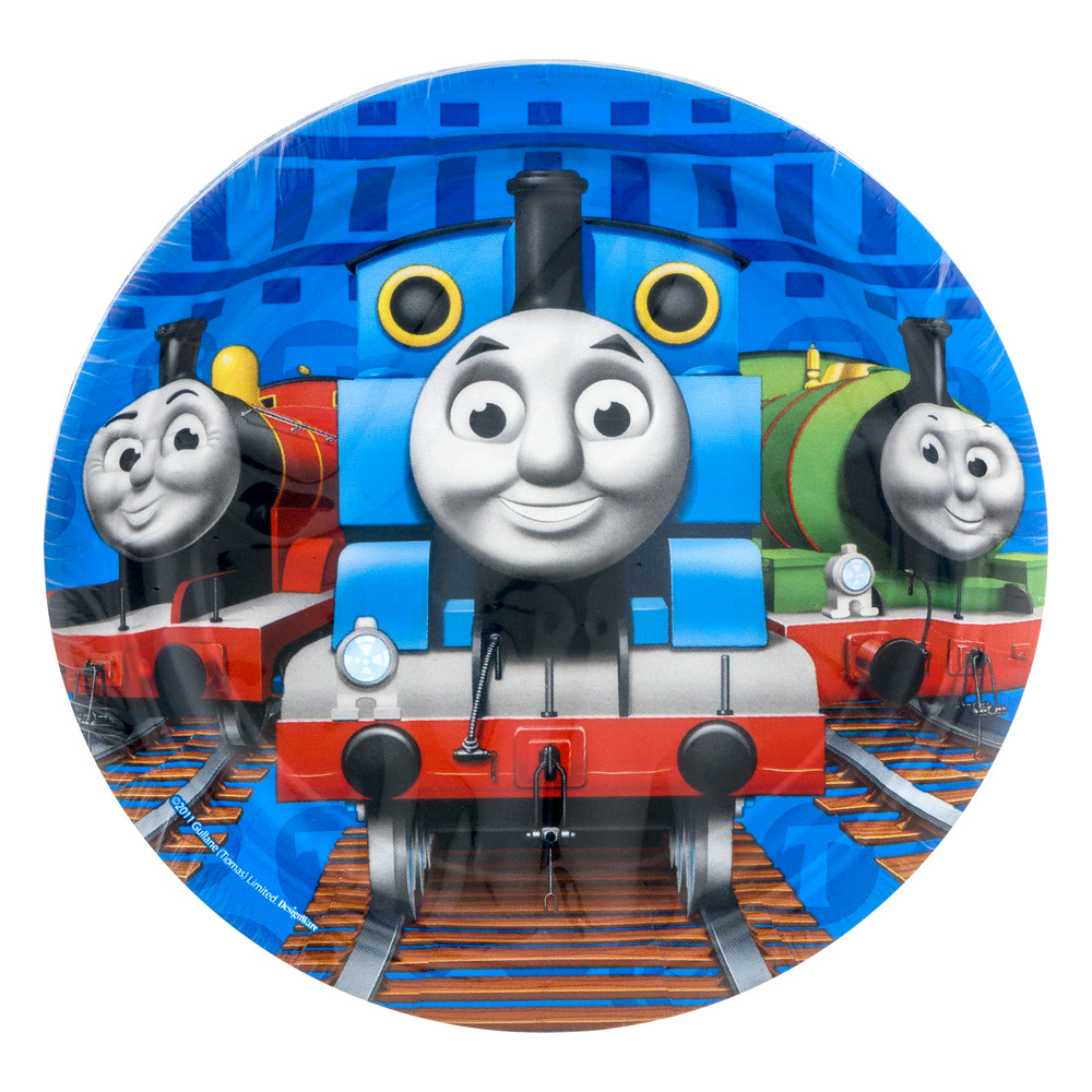 DesignWare Plates Thomas The Tank Engine - 8 CT
