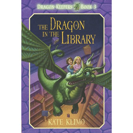 Dragon Keepers #3: The Dragon in the Library ()