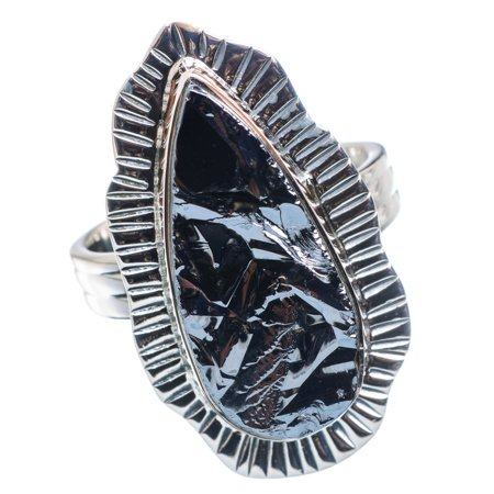 Ana Silver Co Rough Galena Ring Size 7  925 Sterling Silver    Handmade Jewelry Ring857840