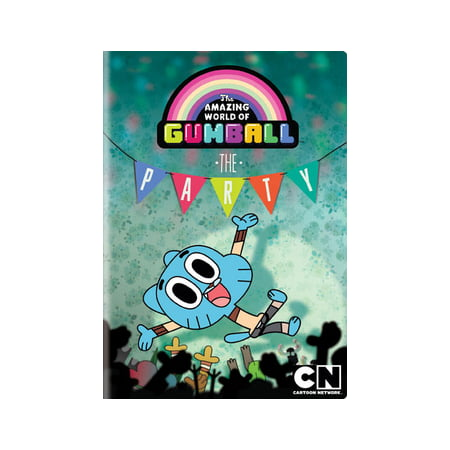 CARTOON NETWORK-AMAZING WORLD OF GUMBALL-MYSTERY V03 (DVD) (DVD) - Cartoon Network Halloween Dvd