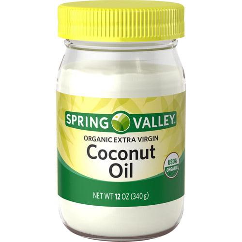 Spring Valley Organic Extra Virgin Coconut Oil, 12 oz