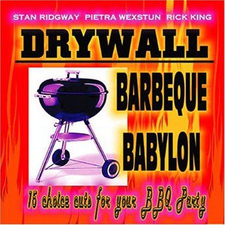 Stan Ridgway & Drywall - Barbeque Babylon [CD]