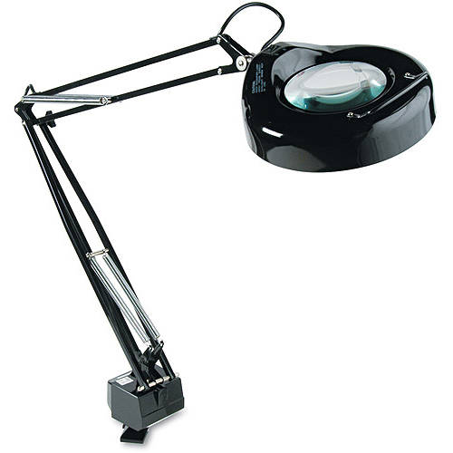 Ledu Clamp On Fluorescent Swing Arm Magnifier Lamp 5