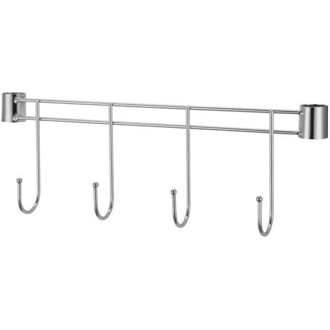 Industrial Wire Shelving 18'' Hook Rack - image 1 of 1