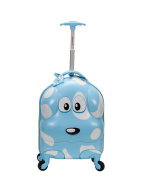 a89f0217a4 Product Image Rockland Luggage My First Luggage Kids Hardside Rolling  Suitcase