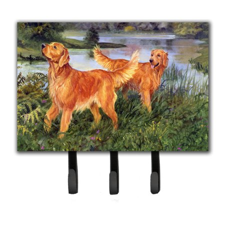 - Golden Retrievers Leash or Key Holder HEH0098TH68