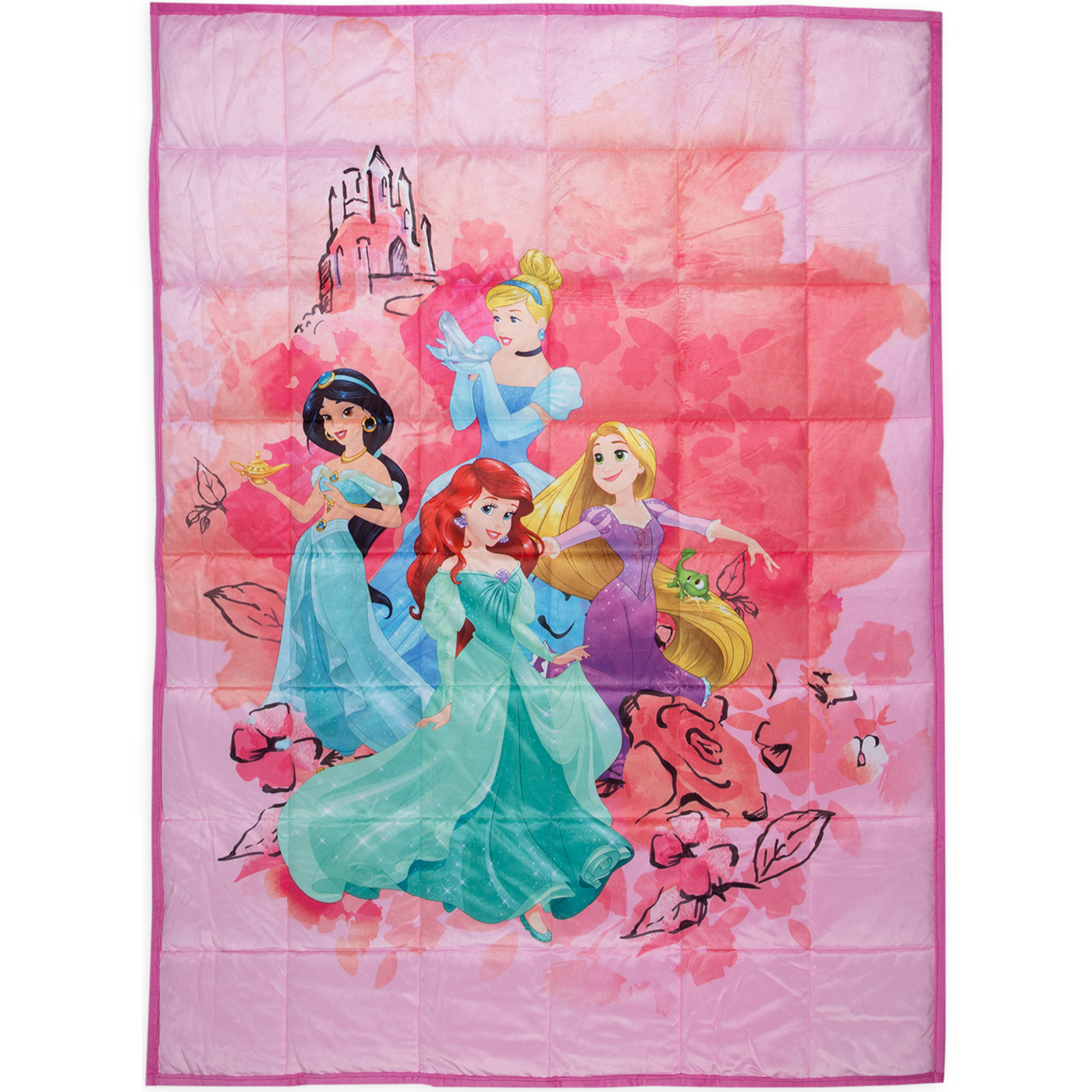 """4.5 pounds Disney Minnie Mouse Weighted Calming Blanket 36/"""" X 48/"""""""