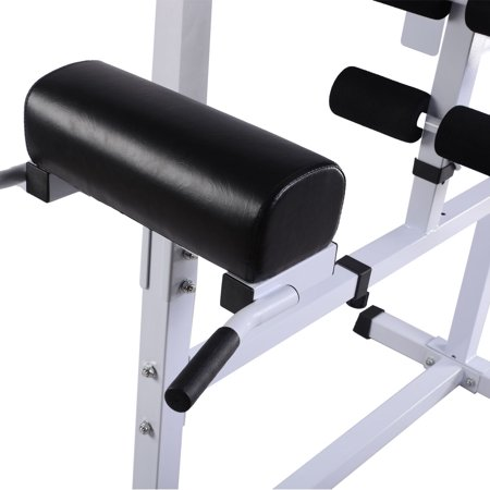 Generic Fitness Hyper Extension Hyperextension Bench Chair Workout Core Abdominal