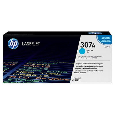 Ml 2150 Laser Toner - HP 307A Cyan Original LaserJet Toner Cartridge