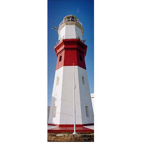 "Trademark Art ""Bermuda Lighthouse"" Canvas Art by Preston"