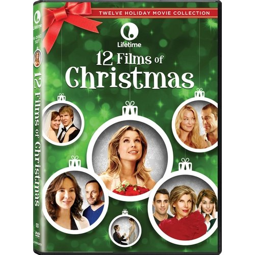 Lifetime: 12 Films Of Christmas  (Widescreen)
