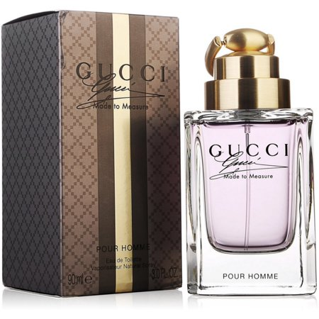 2 Pack - Made to Measure By Gucci Eau de Toilette Spray for Men 3