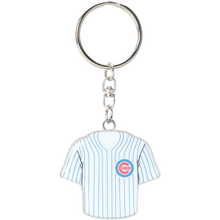 Anthony Rizzo Chicago Cubs Reversible Jersey Keychain - No Size - Chicago Keychain