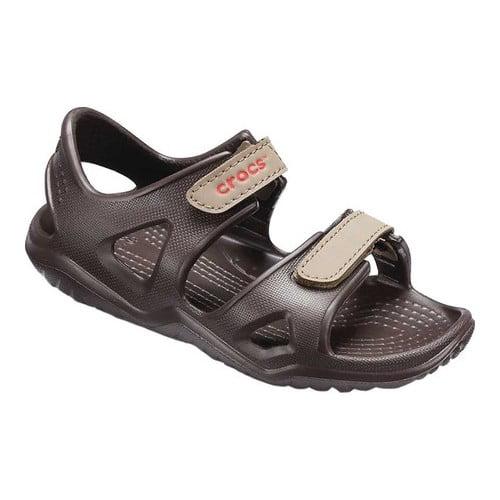 Crocs Crocs Boys' Child Swiftwater River Sandals (Ages 1 6)