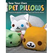 Design Originals Sew Your Own Pet Pillows Bk