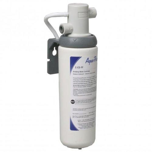 AquaPure  CS-FF  Under Sink Filter  Water Filtration  ;White