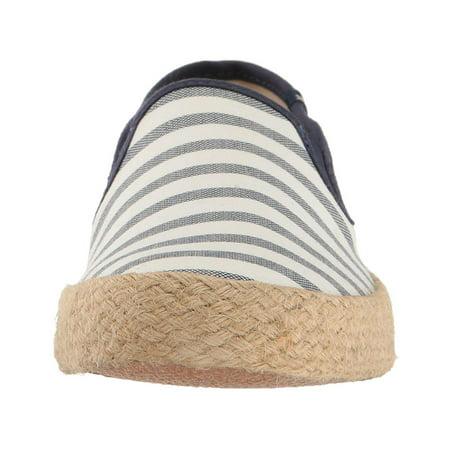 8cc7f773aea Keds - Keds Women s Champion Slip Breton Stripe Jute Fashion Sneaker -  Walmart.com