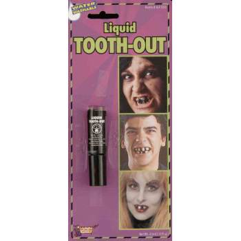 Halloween Days Out Kent (MAKE UP-LIQUID TOOTH OUT)