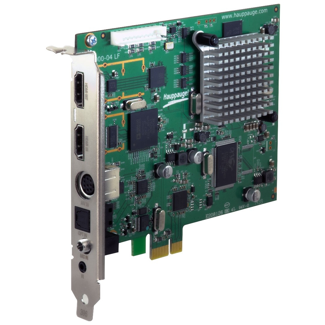 Hauppauge Colossus 2 PCI Express High Definition Video Re...