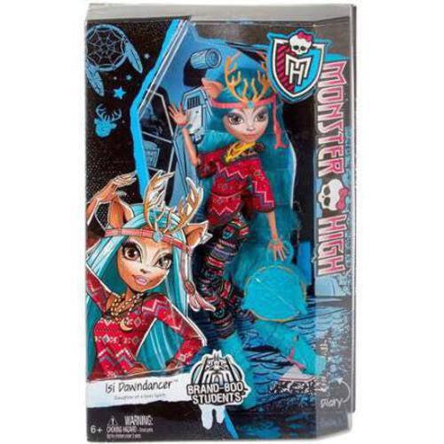 Monster High Exchange Program Deer Girl Doll