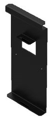 Peerless DS-ACC770 Media Player Mounting Bracket by Peerless