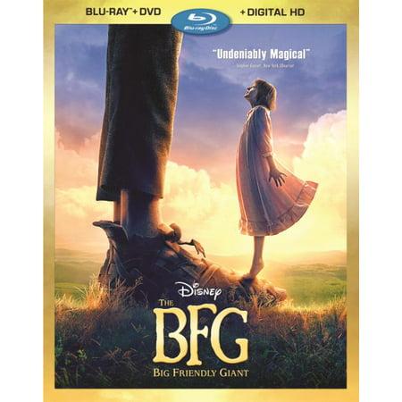 The BFG (Blu-ray + DVD + Digital HD)](Halloween Animation Hd)