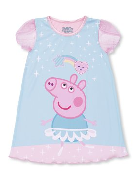 828f5d9e2ef0 Free shipping on orders over $35. Product Image Peppa Pig Nightgown  (toddler Girls)