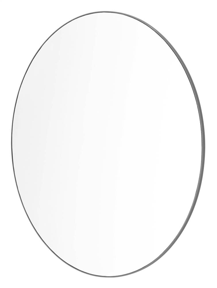 Sabi by Honey Can Do Anti-Fog Bathroom Vanity Mirror, Gray by Honey Can Do