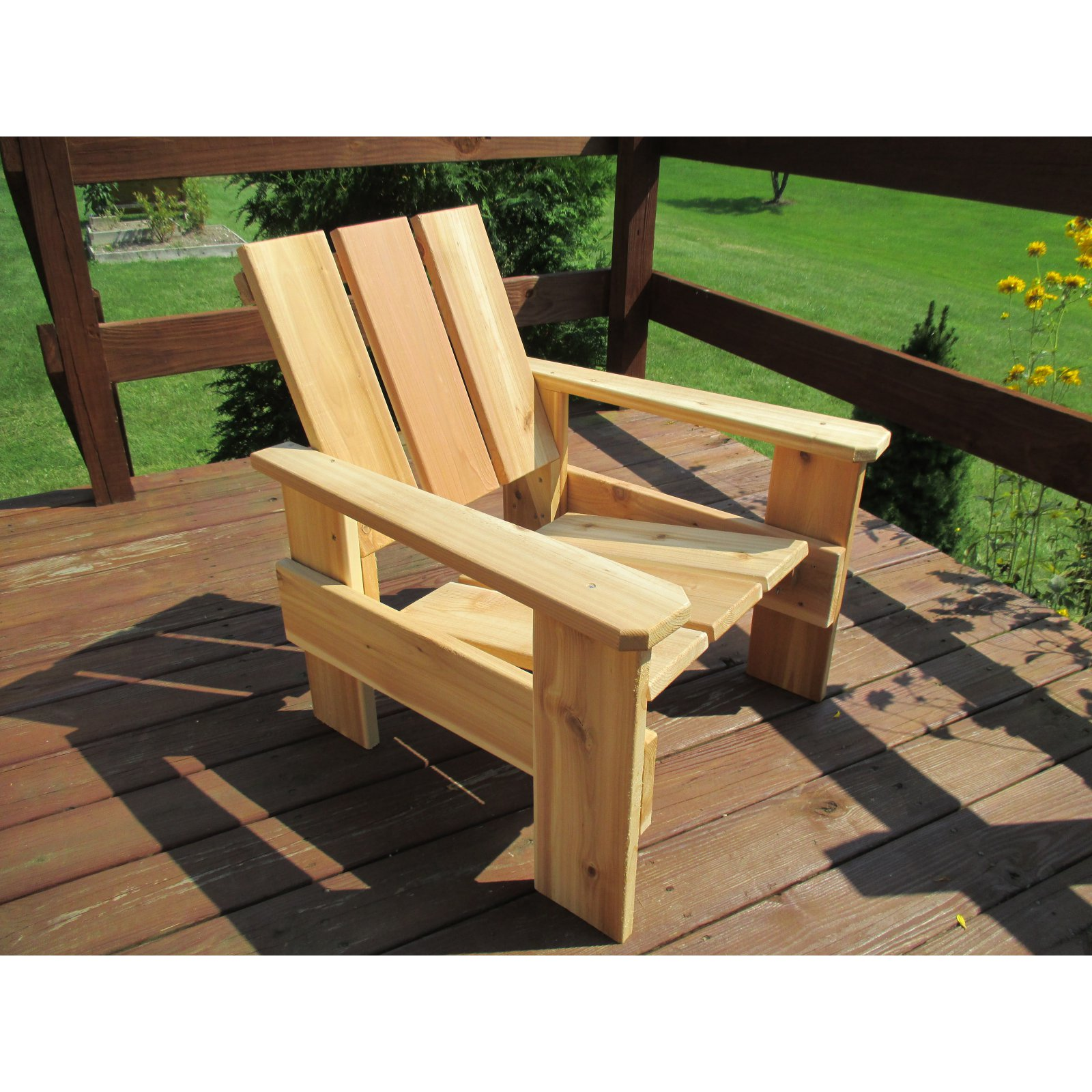Infinite Cedar Adirondack Chair