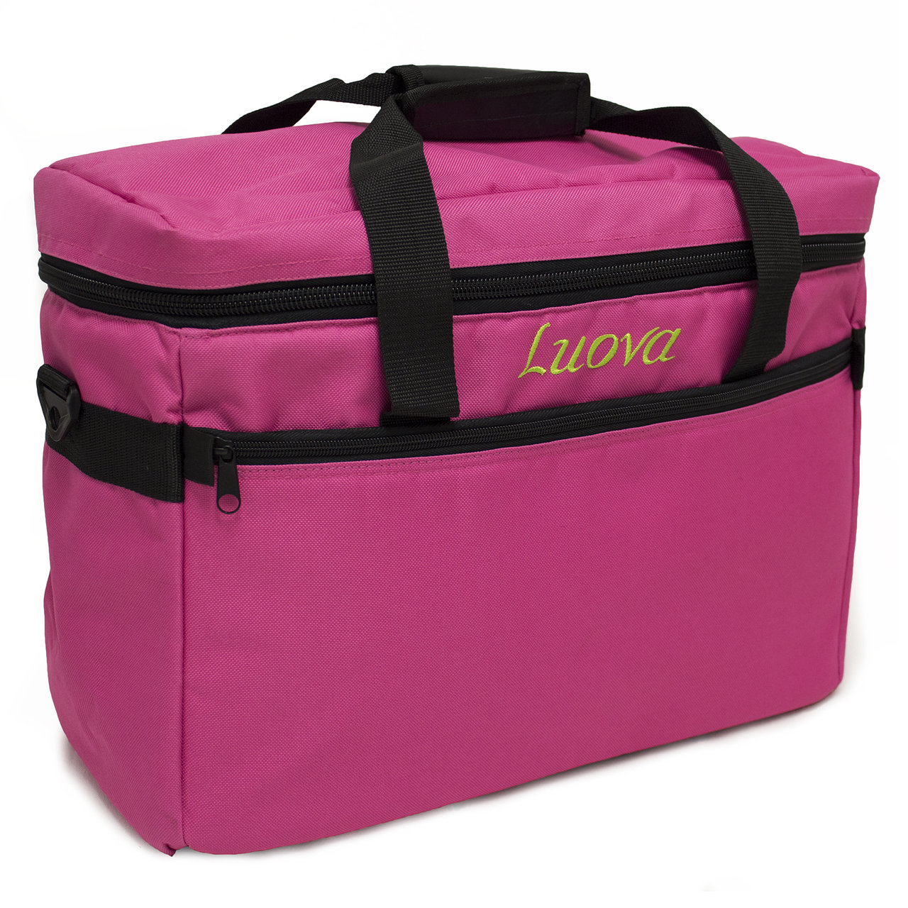 "Luova 18"" Sewing Machine Tote in Pink"