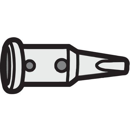 WELLER PPT6 Double Flat Tip