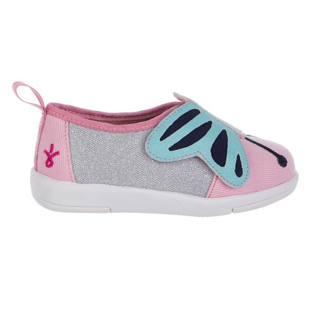 Emu Australia Butterfly Canvas Sneaker  - Kids](Butterfly Shoes For Kids)
