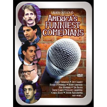Laughing Out Loud-Americas Funniest Comedians (Best American Stand Up Comedians)