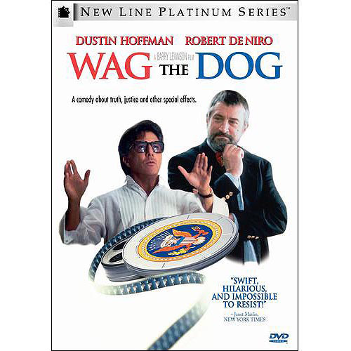 Wag The Dog (Widescreen, Full Frame)
