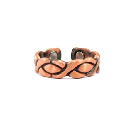 XO All Copper Magnetic Ring For Women