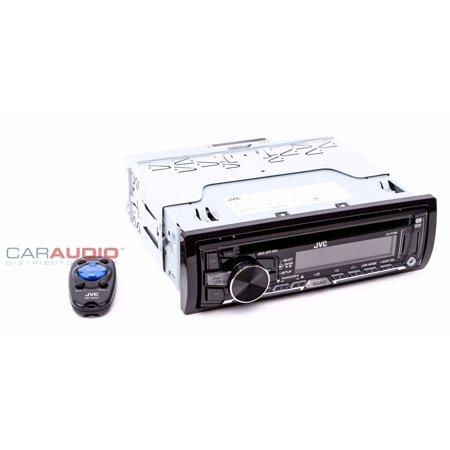 JVC KD-R760 Single DIN In-Dash CD/AM/FM Receiver with