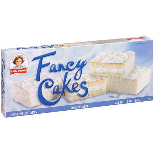 Little Debbie Fancy Cakes, 12 oz