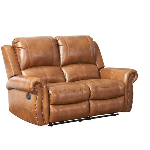 Darby Home Co Bitter Root Leather Sofa And Loveseat Set