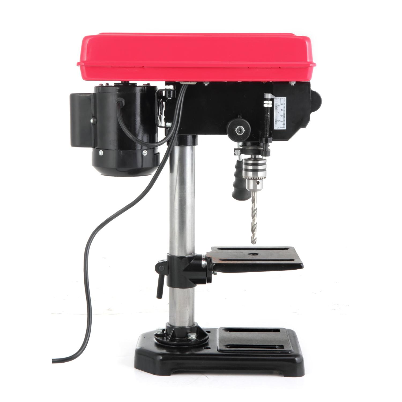 Hyper Tough AQ00016G 8 Inch, 5 Speed Drill Press by Generic