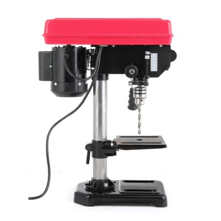 Hyper Tough AQ00016G 8 - Inch, 5 Speed Drill Press (Head Drill Press)