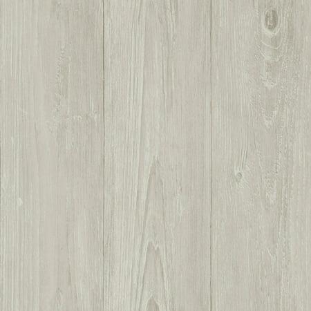 Brewster Home Fashions Seaside Living Mapleton 33 X 20 5 Faux Wood Wallpaper Roll