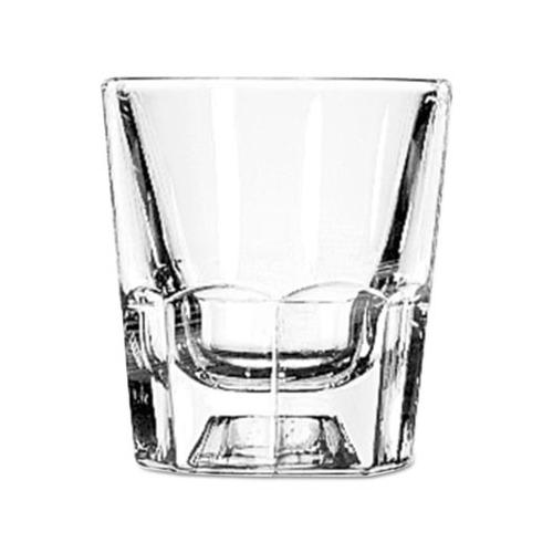 "Glass Old Fashioned Tumblers, 4oz, 3 1/8"" Tall LIB5131"