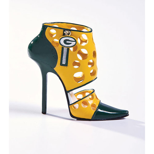 NFL - Green Bay Packers Decorative Team Shoe