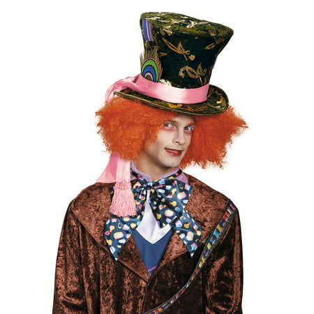Alice In Wonderland - Mad Hatter Hat](Halloween Mad Hatter Makeup)