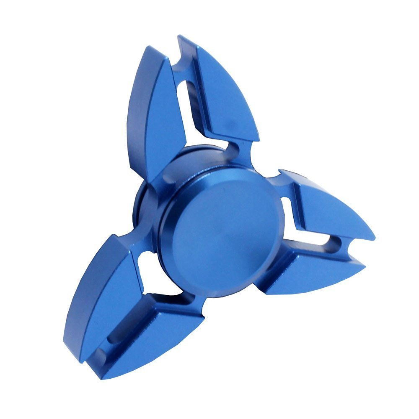 Fidget Finger Hand Focus Ultimate Spin Aluminum EDC Bearing Stress Toys*Spinner